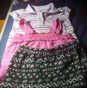 1 shirt, 1 skort, 1 tank top= 3 items for $10